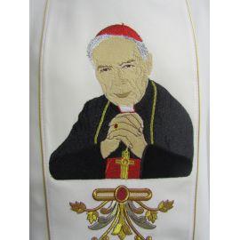Ornat haftowany Kardynał Stefan Wyszyński