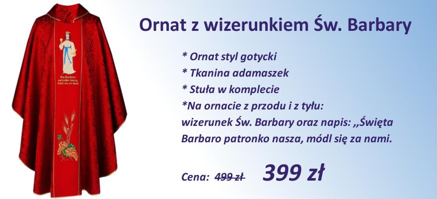 św. barbara